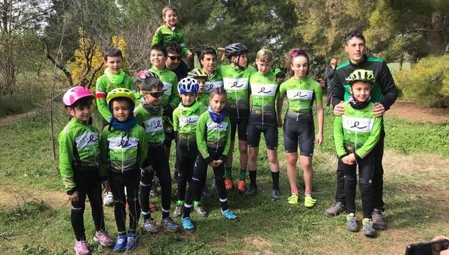 El ciclismo escolar celebra la 2ª reunión de escuelas de la temporada 2021