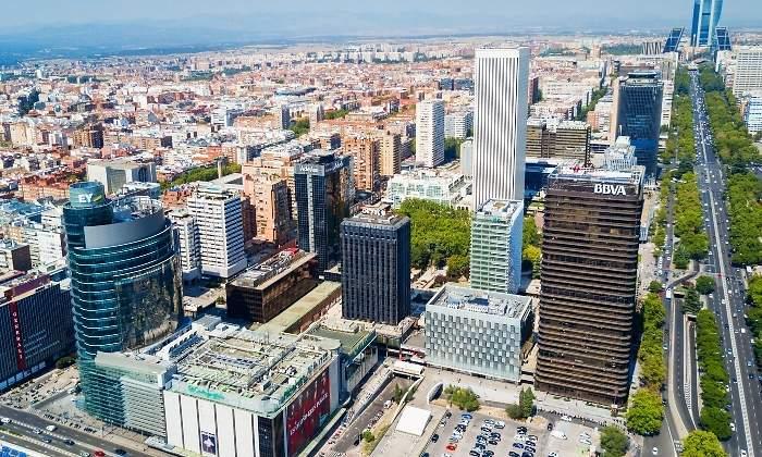 La inversión inmobiliaria supera los 4.100millones en el primer trimestre del año.